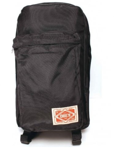 Obey Clothing Commuter Pack - Black