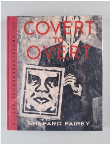 Obey Clothing Covert Overt Book