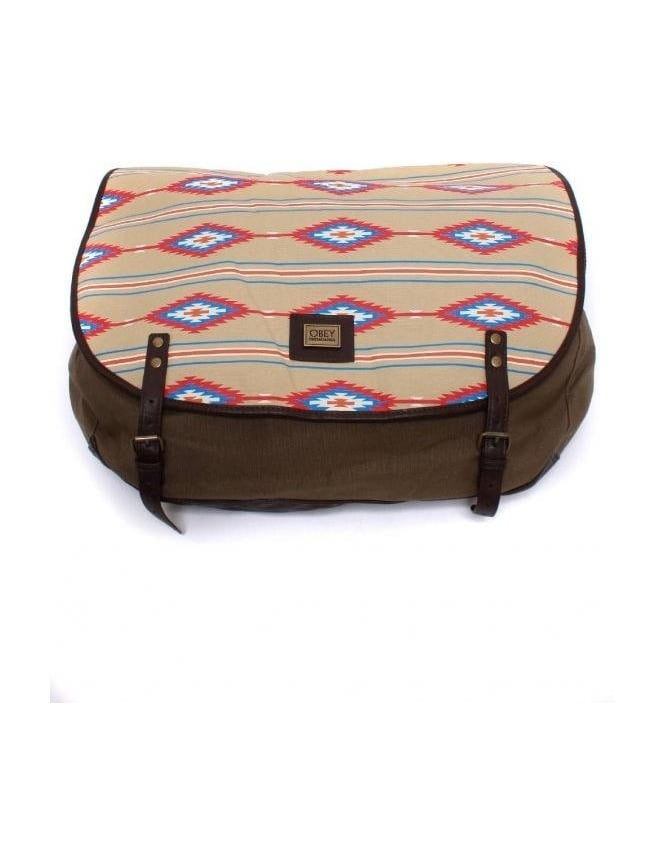 Obey Clothing Craftworks Messenger - Navajo