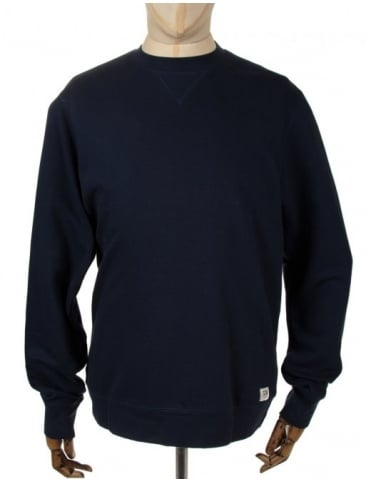 Dissent Crewneck Sweat - Navy
