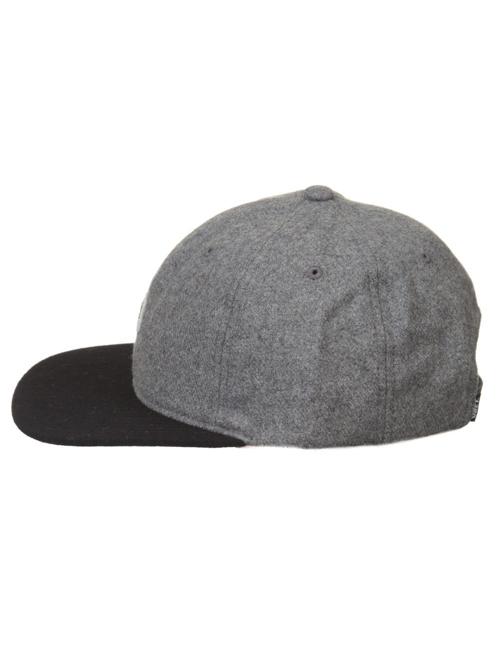 Obey Clothing Eighty Nine 6 Panel Hat - Heather Grey - Hat Shop from ... 99a61d8c07a