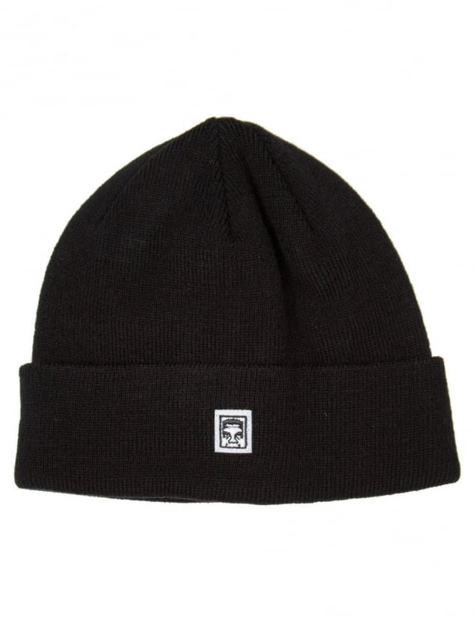 Obey Clothing Eighty Nine Beanie Hat - Black