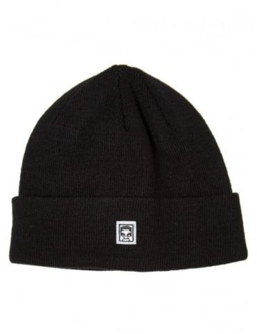 Obey Clothing Eighty Nine Beanie Hat - Black