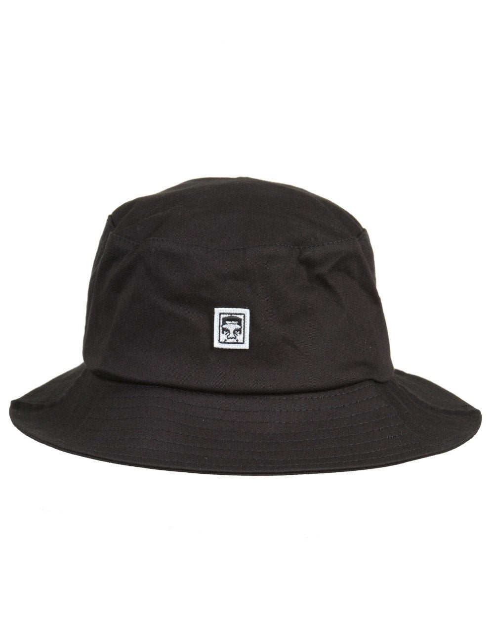 d63c2f39 Obey Clothing Eighty-Nine Bucket Hat - Black - Accessories from Fat ...