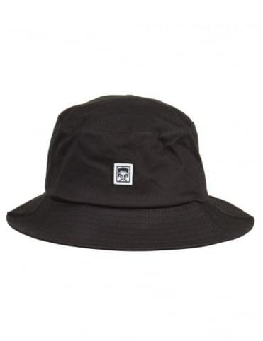 Obey Clothing Eighty-Nine Bucket Hat - Black