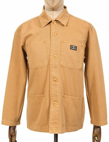 Hard Work Jacket - Dusty Yellow