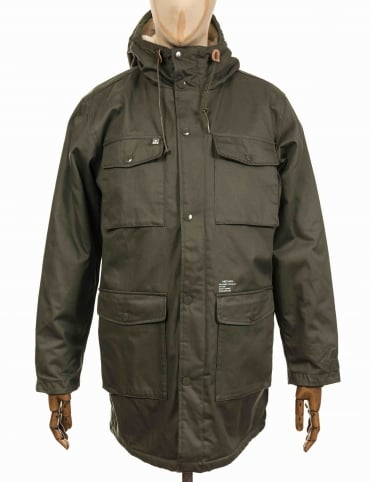 Heller II Jacket - Army