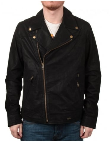 Obey Clothing Holiday Bastards Jacket - Black