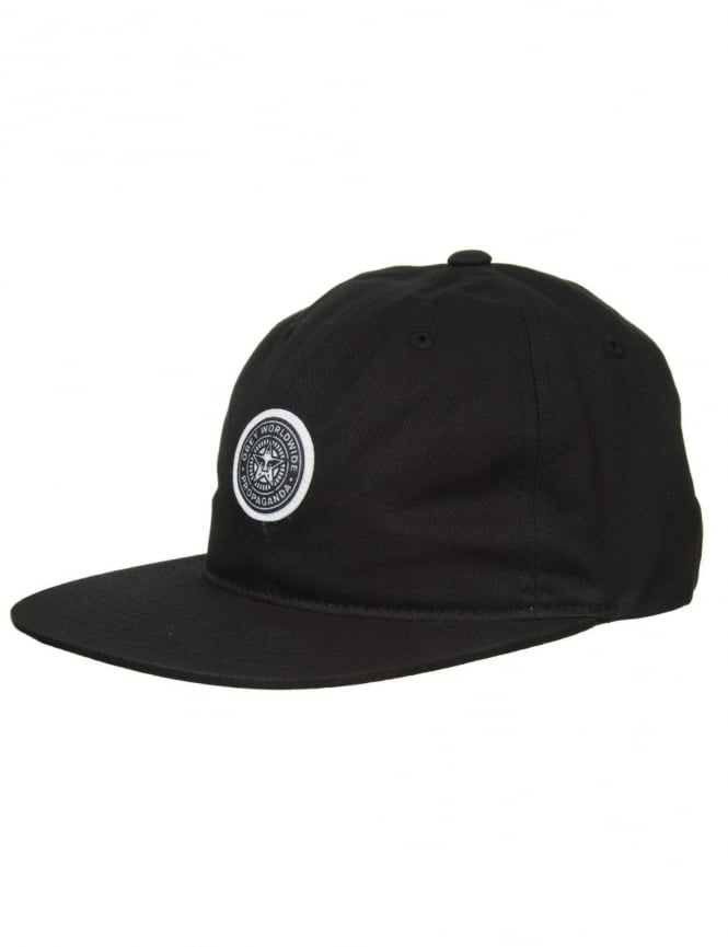 Obey Clothing Icon Hat - Black