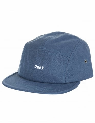 Jumble Bar 5 Panel - Vintage Indigo
