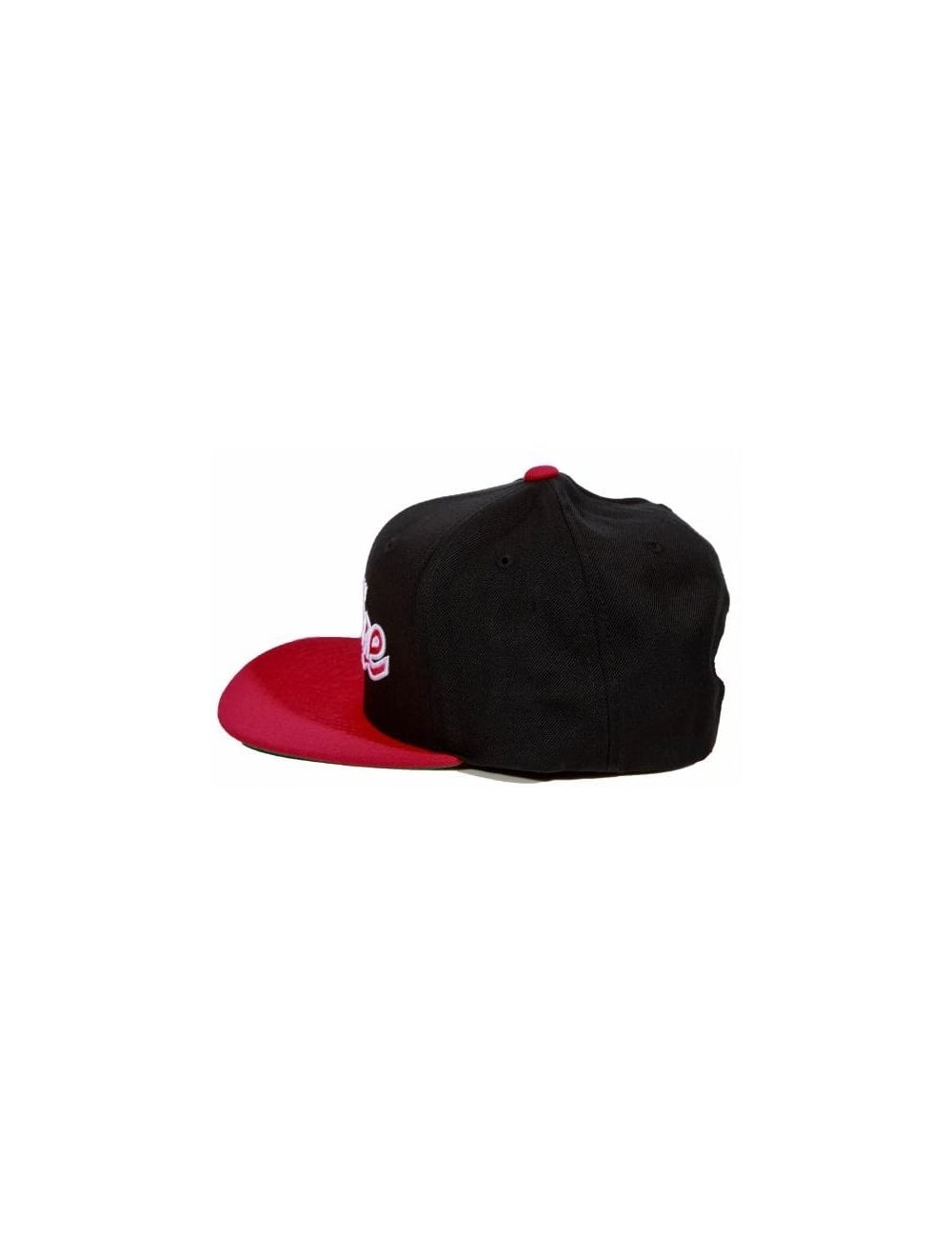 Obey Clothing Obey Posse Snapback - Black Red - Hat Shop from Fat ... 722f3b5d09b6
