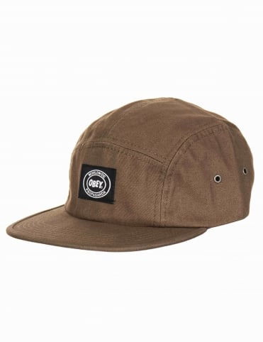 Onset 5 Panel Hat - Army