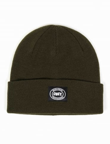 Onset Beanie Hat - Army