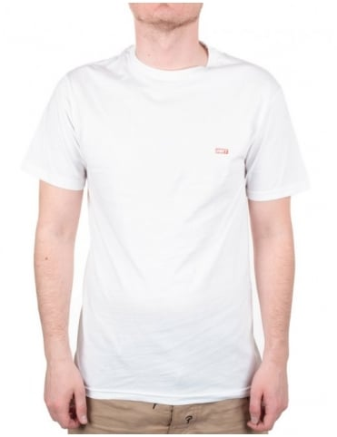 Obey Clothing Quality Dissent Tee - White