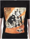 Obey Clothing RIP MCA Tee - Black