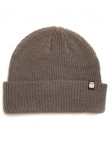 Obey Clothing Ruger Beanie - Gunmetal