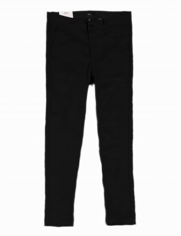 Obey Clothing Straggler Flood Pant - Black