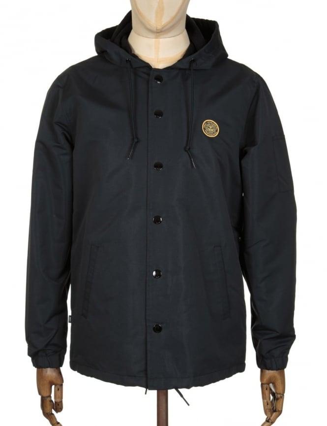 Obey Clothing Subliminal Jacket - Black