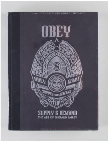Obey Clothing Supply & Demand Book