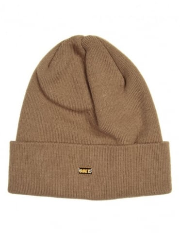 Obey Clothing Surplus Beanie Hat - Army