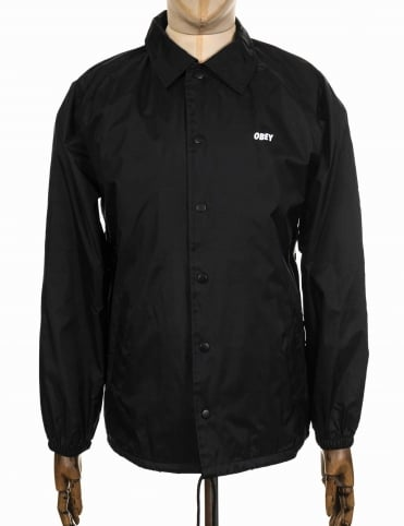 The Creeper Jacket - Black
