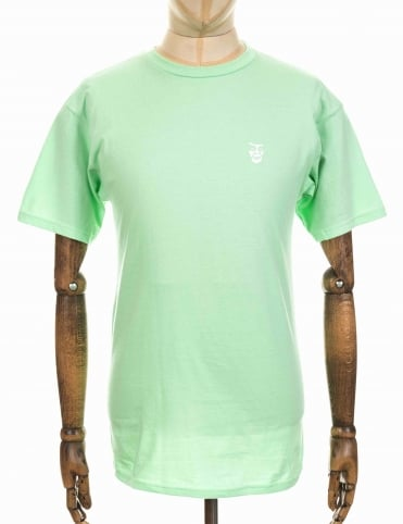 The Creeper Tee - Mint Green