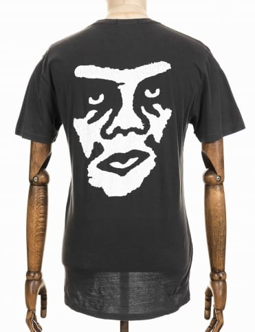 The Creeper Washed Tee - Black