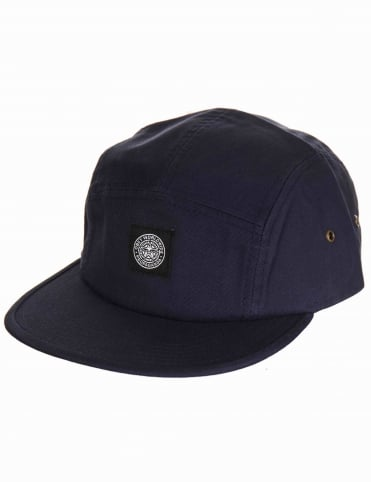 Obey Clothing Tomas 5 Panel Hat - Navy