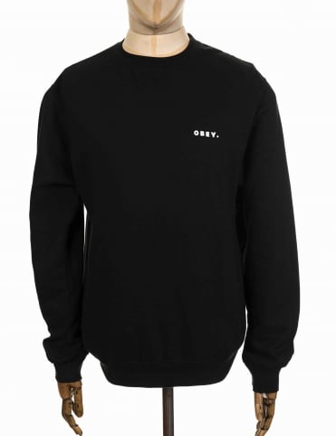 Underground Worldwide Sweat - Black
