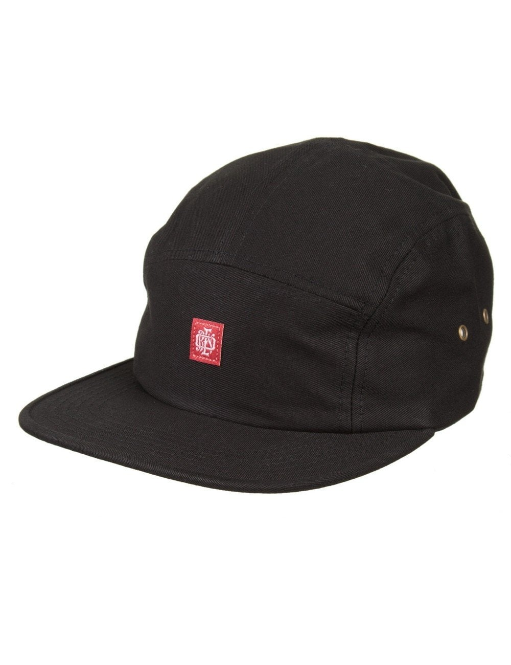 592e189233e Obey Clothing Westchester 5 Panel Hat - Black - Accessories from Fat ...