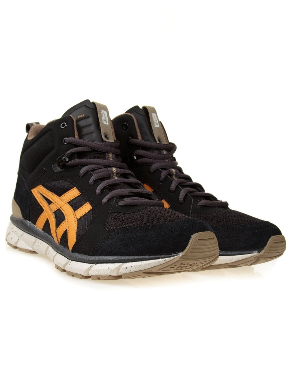 timeless design 536d9 e275e Onitsuka Tiger Harandia - Black