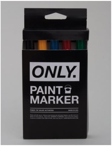 Only NY Clothing Paint Marker Pack