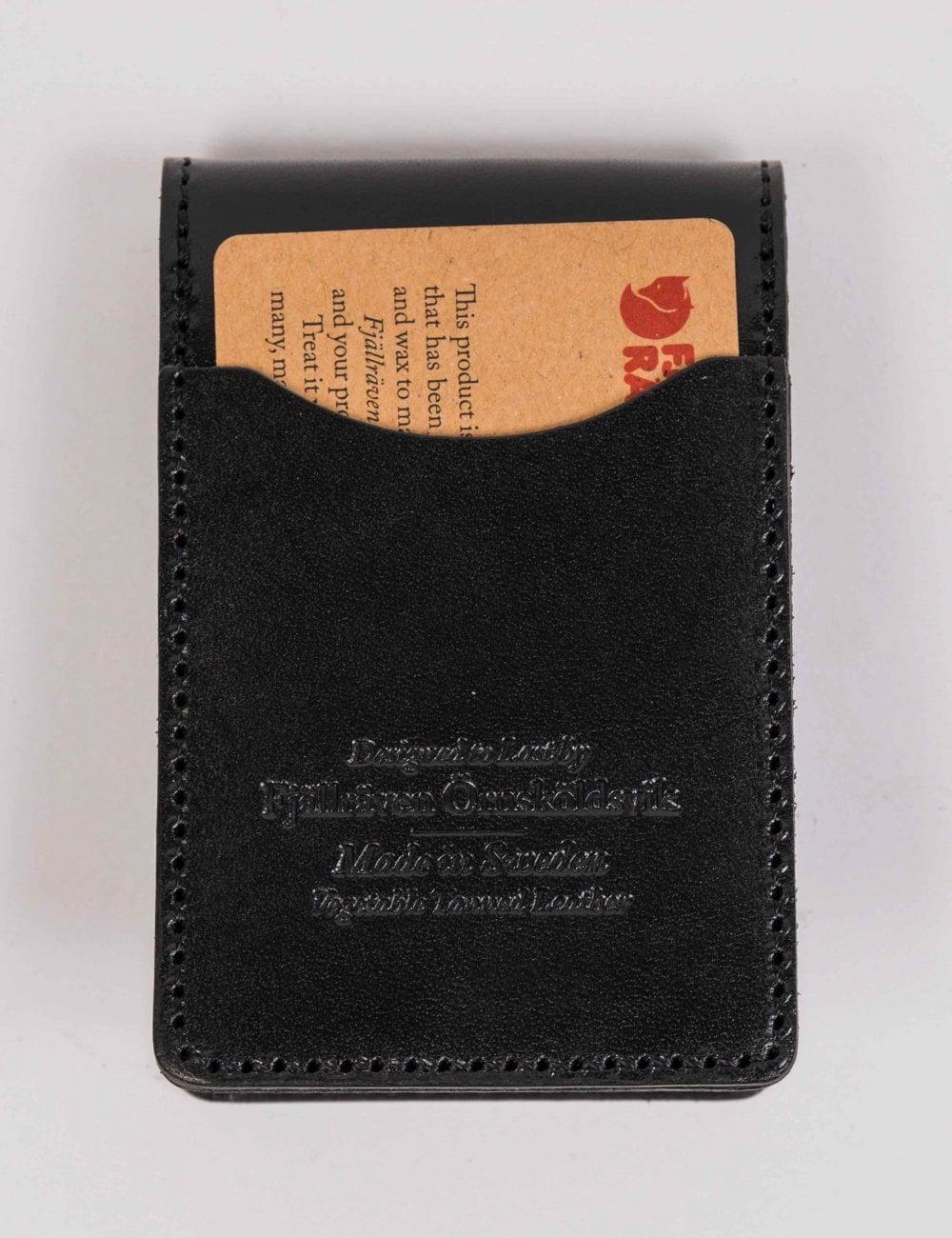 Fjallraven Ovik Mens Card Holder