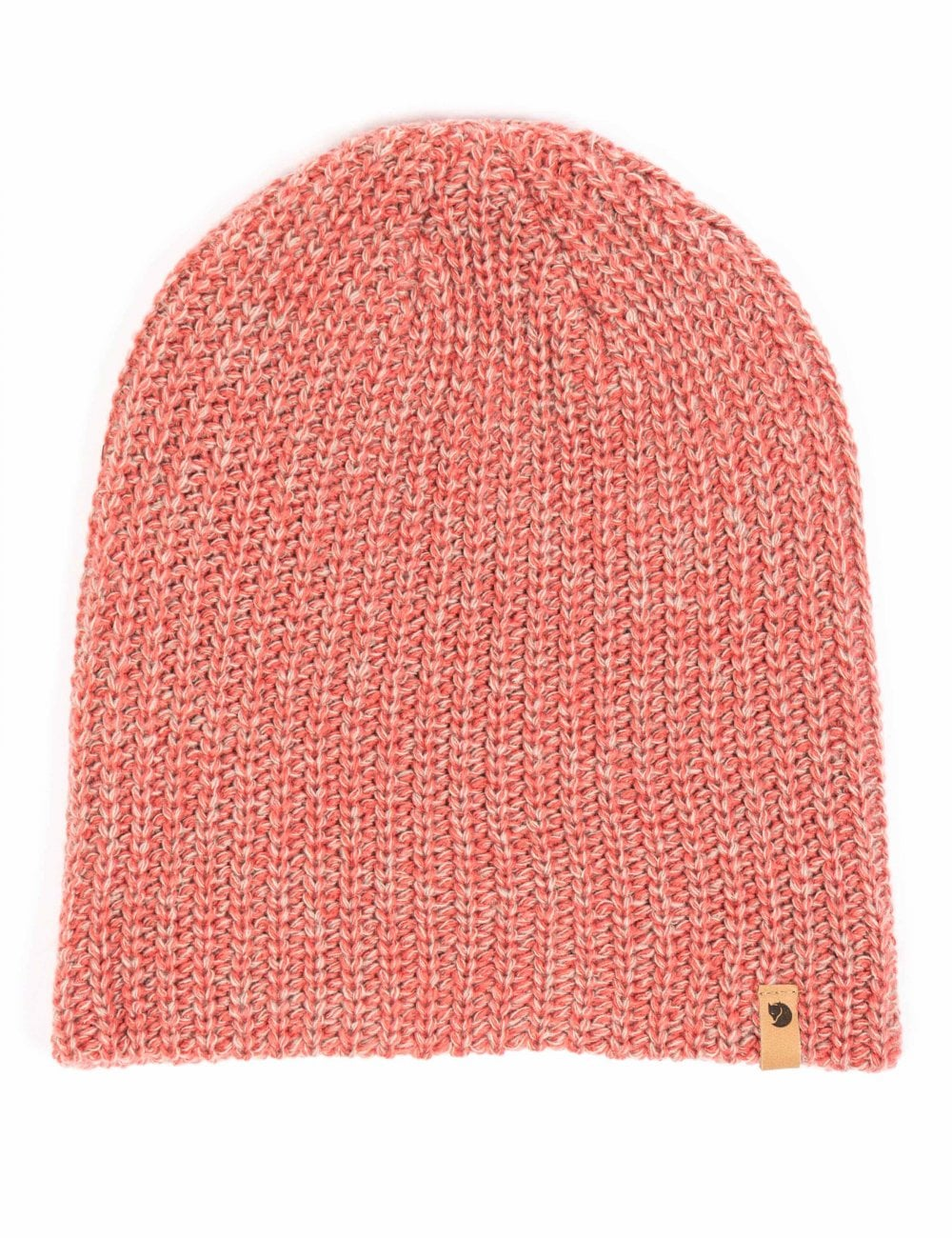 4d54acb1331 Fjallraven Ovik Melange Beanie Hat - Dahlia - Accessories from Fat Buddha  Store UK
