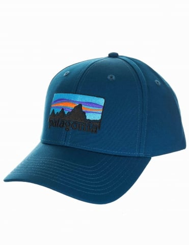 '73 Logo Roger That Hat - Big Sur Blue