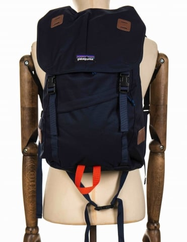 Arbor 26L Backpack - Navy Blue/Paintbrush Red