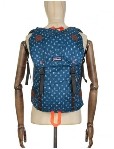 Arbor 26L Backpack - Scarpo/Channel Blue