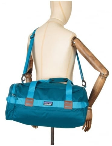 Arbor 30L Duffel Bag - Deep Sea Blue