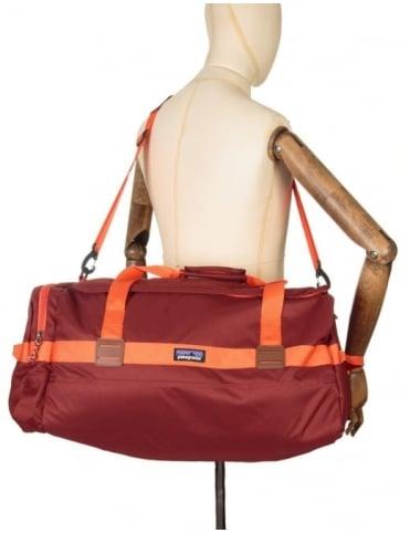Patagonia Arbor 60L Duffel Bag - Cinder Red