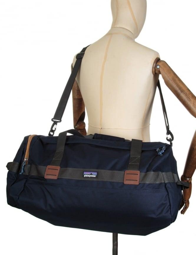 Patagonia Arbor 60L Duffel Bag - Navy Blue