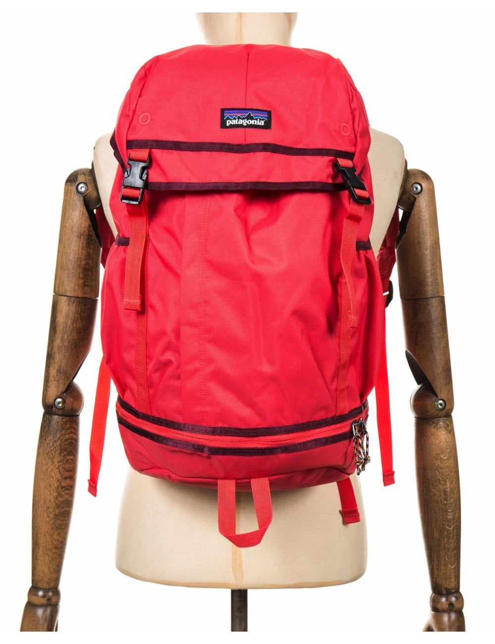 d08778a5c0 Patagonia Arbor Grande 28L Backpack - Tomato - Accessories from Fat ...