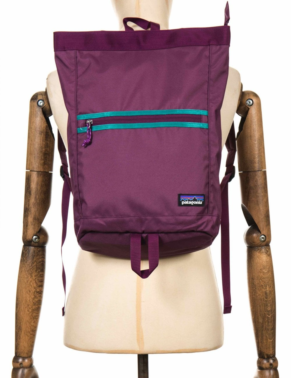 08bf7a4f01010 Patagonia Arbor Market Backpack 15L - Geode Purple - Accessories ...