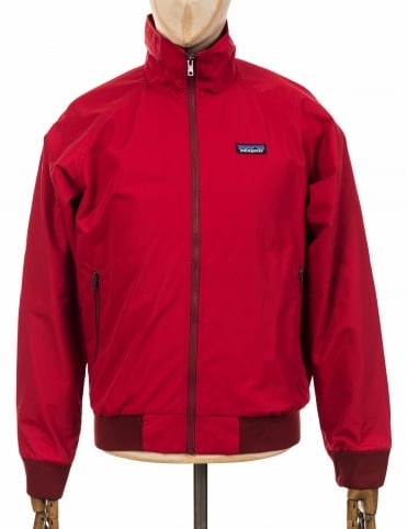 Baggies Jacket - Classic Red