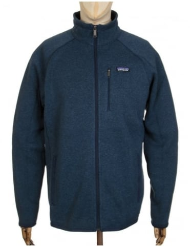 Better Sweat Jacket - Classic Navy