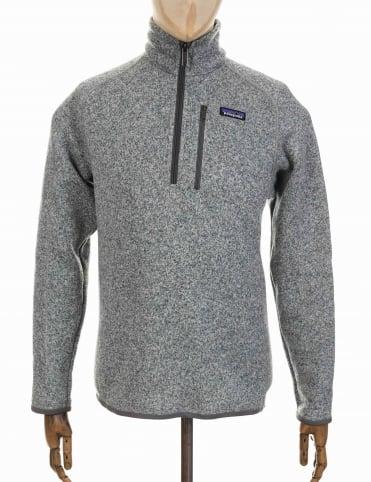 Patagonia Better Sweater 1/4 Zip - Stonewash