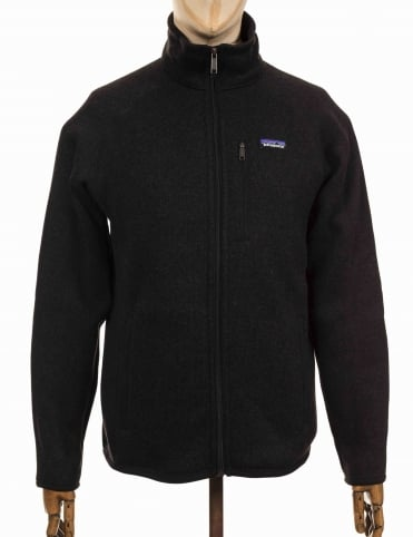 Better Sweater Jacket - Black