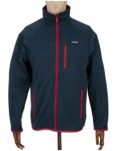 Patagonia Better Sweater Jacket - Classic Navy
