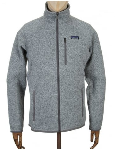 Patagonia Better Sweater Jacket - Stonewash