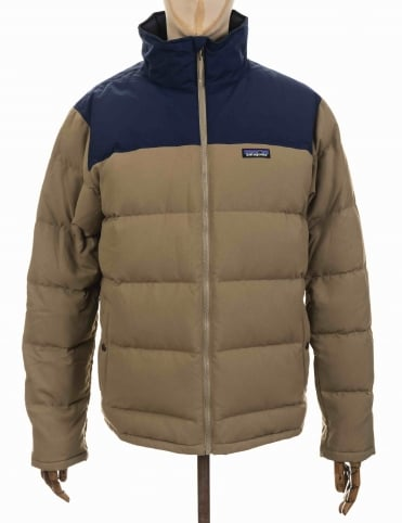 Patagonia Bivy Down Jacket - Ash Tan