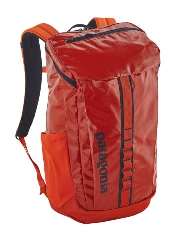 Black Hole 25L Backpack - Paintbrush Red